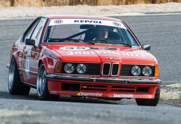 Race Preparation: BMW 635 CSi