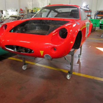 restauracion abarth simca 1300