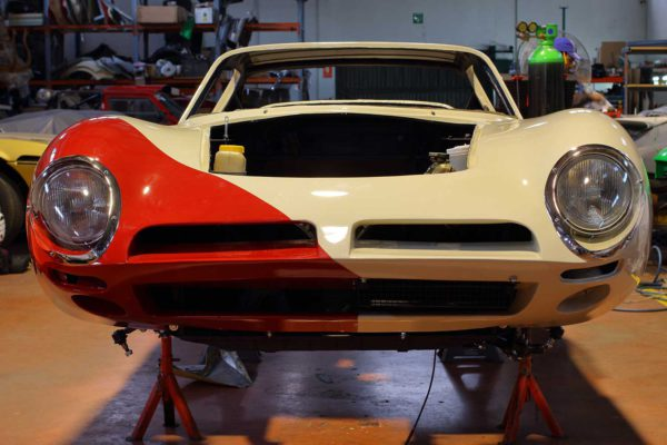Restoration & Preparation: Bizzarrini 5300 GT
