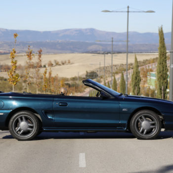 ford mustang clasico 4 generacion