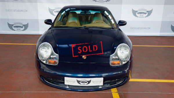 Sold: Porsche 911 996 Carrera 4
